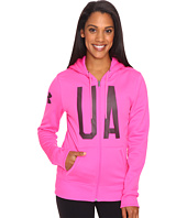 Under Armour - UA Armour Fleece Full Zip Graphic Hoodie