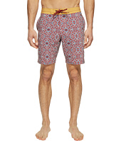 VISSLA - Trailer Bay Washed Four-Way Stretch Boardshorts 18.5