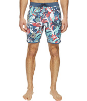 VISSLA - Tide Riders Washed Four-Way Stretch Boardshorts 18.5