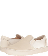 COACH - C115 Leather & Suede Slip-On Sneaker