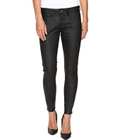 Mavi Jeans - Alexa Ankle in Black Coated