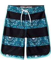 Billabong Kids - 73 X Lineup Boardshorts (Big Kids)