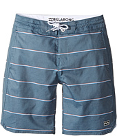 Billabong Kids - 73 LT Stripe Boardshorts (Big Kids)