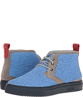Del Toro - High Top Beaded Chukka Sneaker