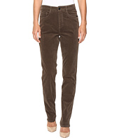FDJ French Dressing Jeans - Suzanne Straight Leg Plush Cord in Taupe