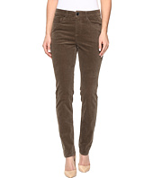 FDJ French Dressing Jeans - Olivia Slim Leg Plush Cord in Taupe
