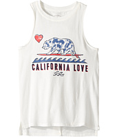Billabong Kids - Cali Love and Stars Tank Top (Little Kids/Big Kids)