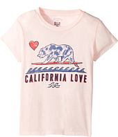 Billabong Kids - Cali Love and Stars Tee (Little Kids/Big Kids)