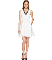 Sportmax - Lauto V-Neck Flare Dress
