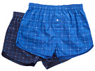 Authentics 2-Pack Signature Print Woven Boxers