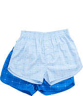 Lacoste - Authentics 2-Pack Signature Print Woven Boxers
