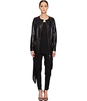 THOMAS WYLDE - Hyssop Fringe Leather Jacket