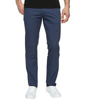 Calvin Klein - Four-Pocket Sateen Pants