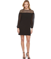 Laundry by Shelli Segal - 3/4 Sleeve Cocktail Dress