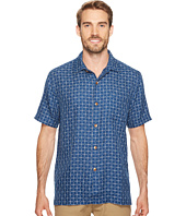 Tommy Bahama - Keep It In Check Camp Shirt