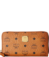 MCM - Heritage Large Zipped Wallet