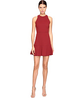Theory - Felicitina Bonded Double Crepe Dress