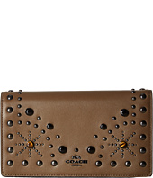 COACH - Western Foldover Crossbody Clutch