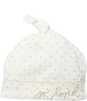 Mud Pie - So Loved Newborn Cap (Infant)