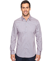 Perry Ellis - Regulat Fit Stretch Mini Paisley Shirt