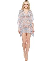 Tommy Bahama - Tile Terrace V-Neck Tunic Cover-Up