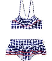 Kate Spade New York Kids - Ruffle Bikini (Big Kids)