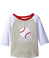 Mud Pie - Little Slugger Baseball T-Shirt (Infant/Toddler)