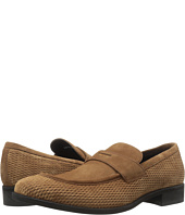 a. testoni - Net Suede Loafer