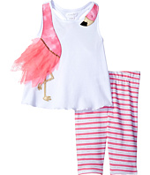 Mud Pie - Flamingo Short Set (Toddler)