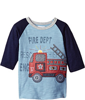 Mud Pie - Firetruck T-Shirt (Infant/Toddler)
