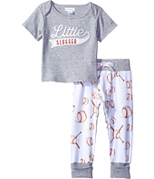 Mud Pie - Little Slugger Pants Set (Infant)