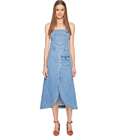 See by Chloe - Denim Overall Dress