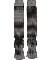 toesox - Scrunch Knee High Half Toe w/ Grip