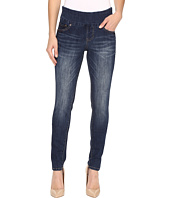 Jag Jeans - Nora Pull-On Frontline Denim Skinny in Flatiron