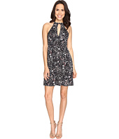 Brigitte Bailey - Zariah Stretch Floral Print Keyhole Dress