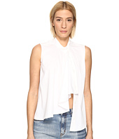 LOVE Moschino - Sleeveless Ruffle Top