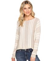 Splendid - Bayside Stripe High-Low Pullover