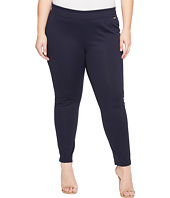 Calvin Klein Plus - Plus Size Seamed Pull-On Pant