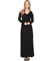 Karen Kane - Cold Shoulder Maxi Dress