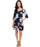 Karen Kane - Garden Rose Cold Shoulder Dress