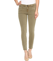 KUT from the Kloth - Connie Ankle Skinny with Released Hem in Olive