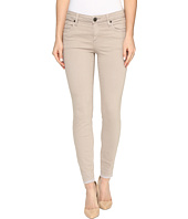 KUT from the Kloth - Connie Ankle Skinny with Released Hem in Khaki