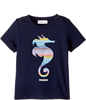 Missoni Kids - Placed Print Seahorse T-Shirt (Toddler/Little Kids)