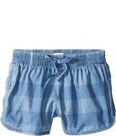 Splendid Littles - Gingham Check Shorts (Big Kids)