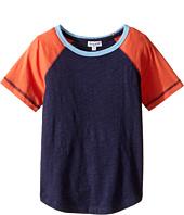 Splendid Littles - Always Short Sleeve Raglan (Little Kids)