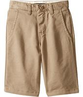 Vans Kids - Authentic Stretch Shorts (Little Kids/Big Kids)