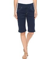 FDJ French Dressing Jeans - D-Lux Denim Pull-On Bermuda in Indigo