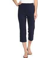FDJ French Dressing Jeans - Techno Slim Pull-On Capris in Navy