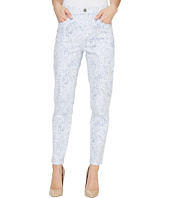 FDJ French Dressing Jeans - French Paisley Suzanne Slim Ankle in Blue