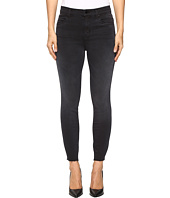 J Brand - Alana High-Rise Crop Raw Hem in Occult